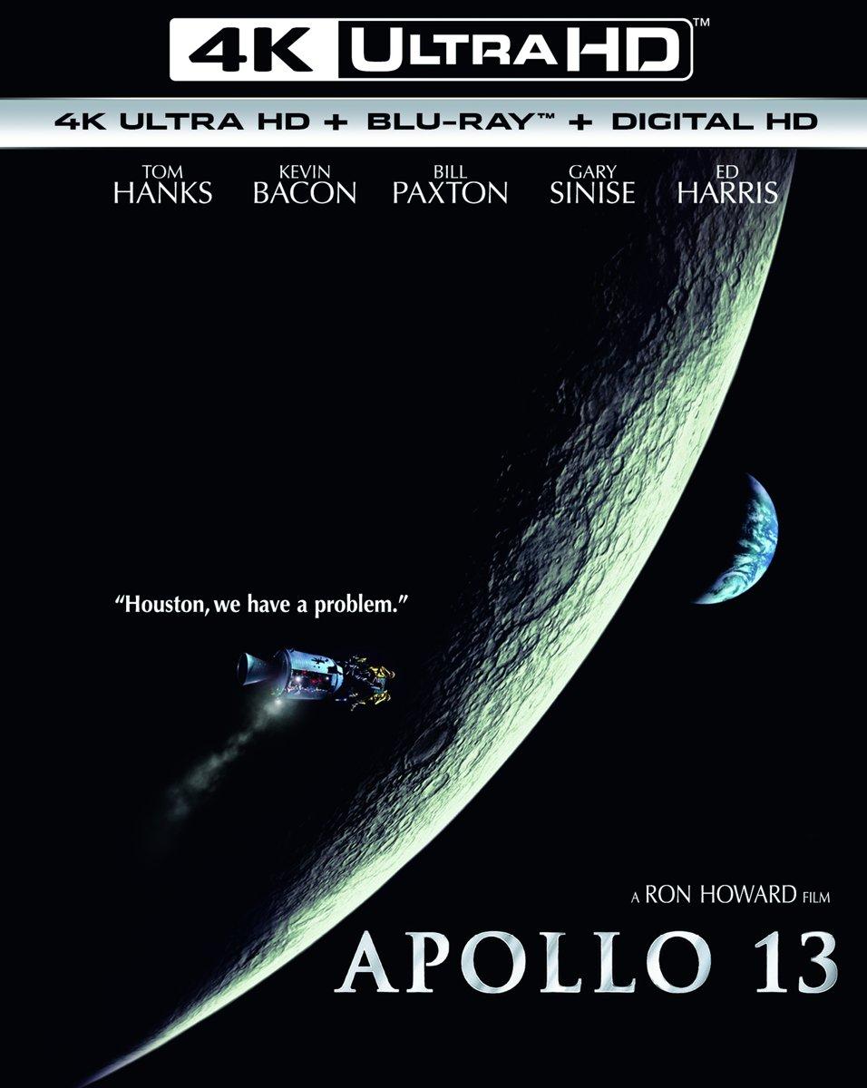 Apollo 13 (4K Ultra HD Blu-ray)-