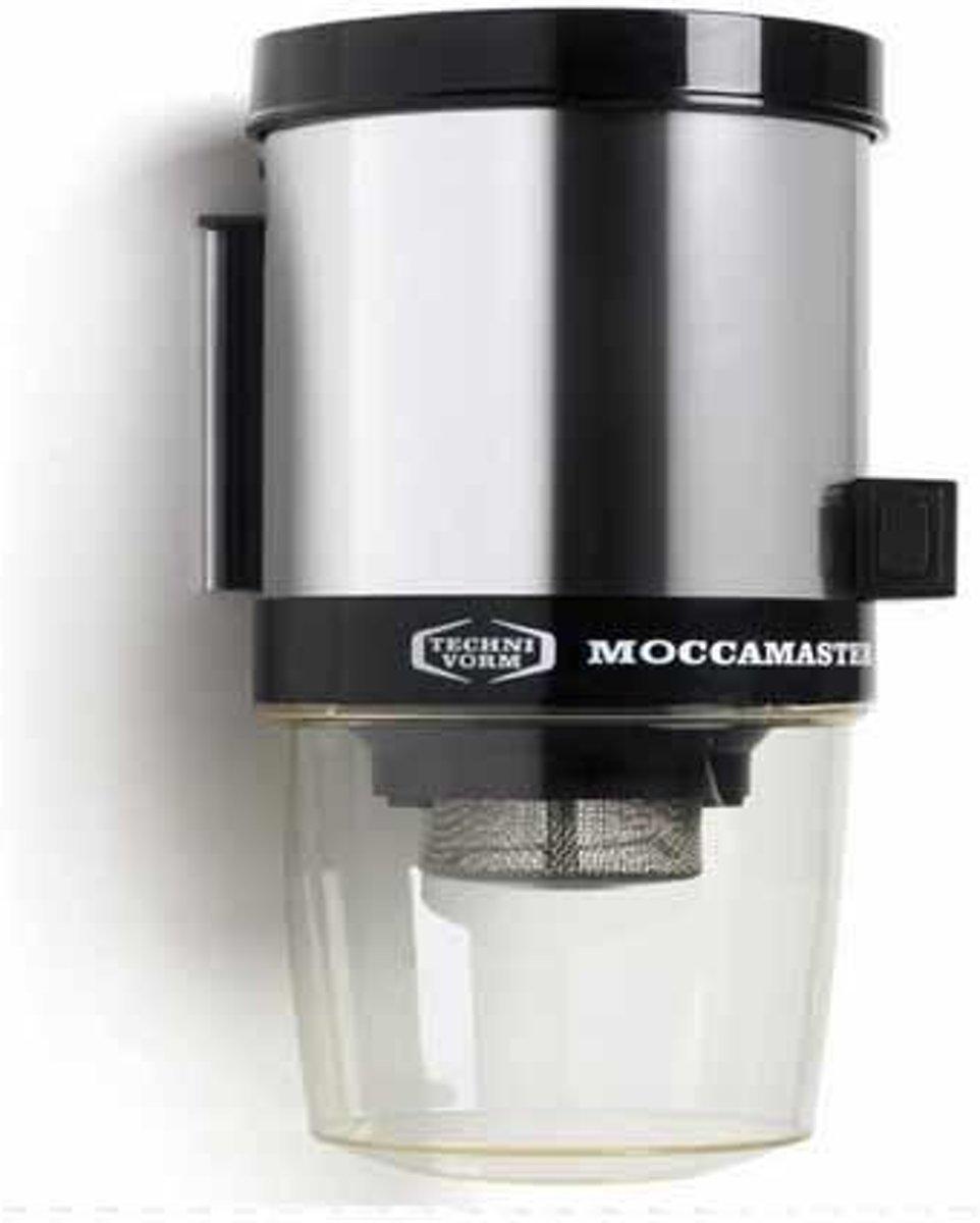 Moccamaster wand KM4 - Koffiemolen - Zilvergrijs kopen