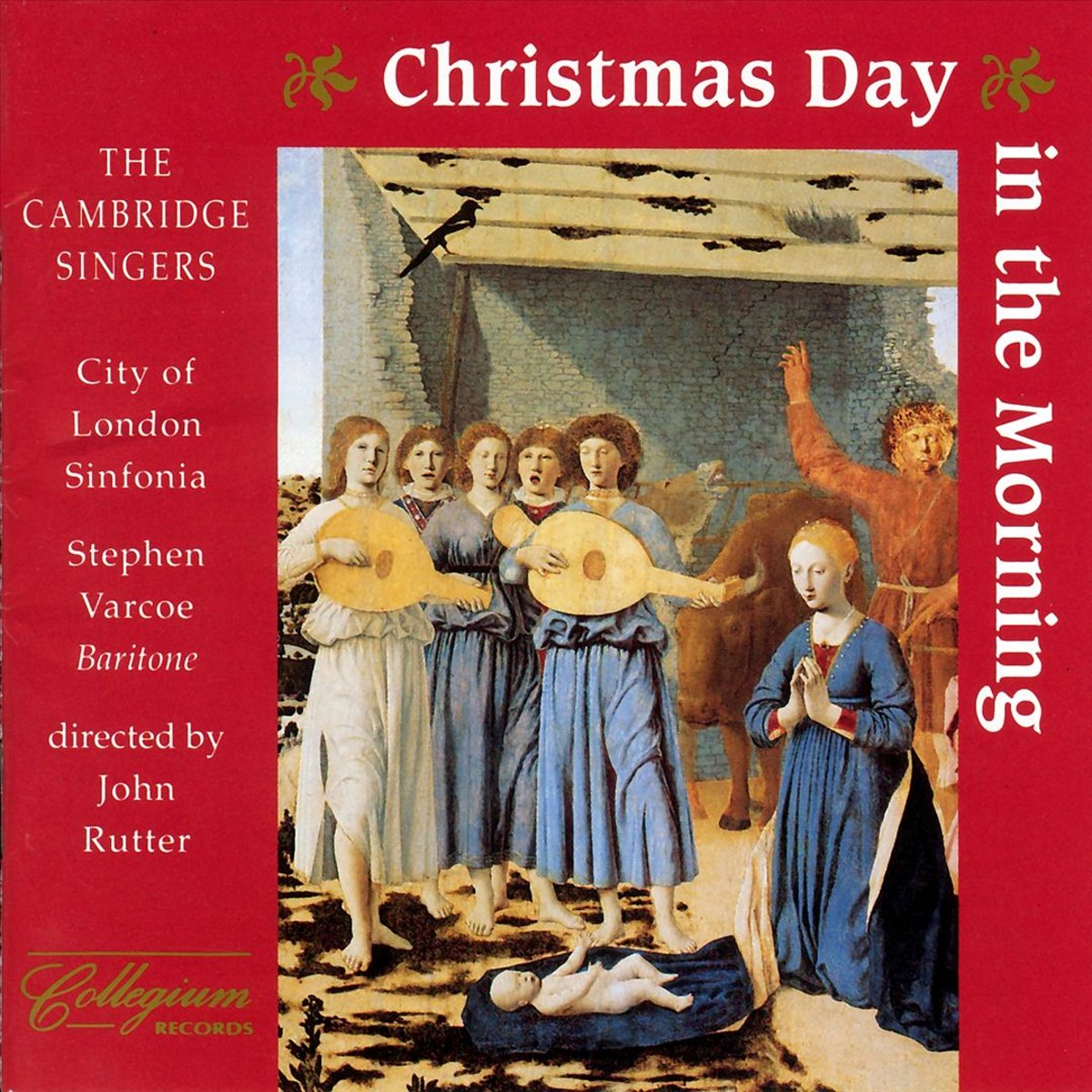 Bol Com Christmas Day In The Morning Cambridge Singers Cd