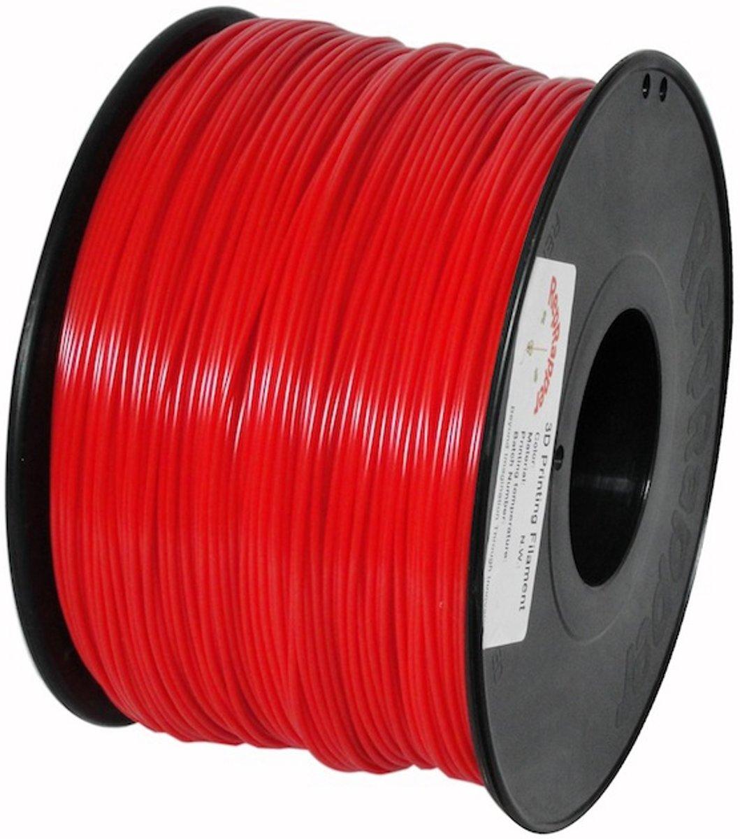 1.75mm rood ABS filament 1kg kopen