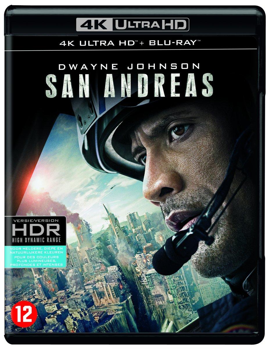 San Andreas (4K Ultra HD Blu-ray)-