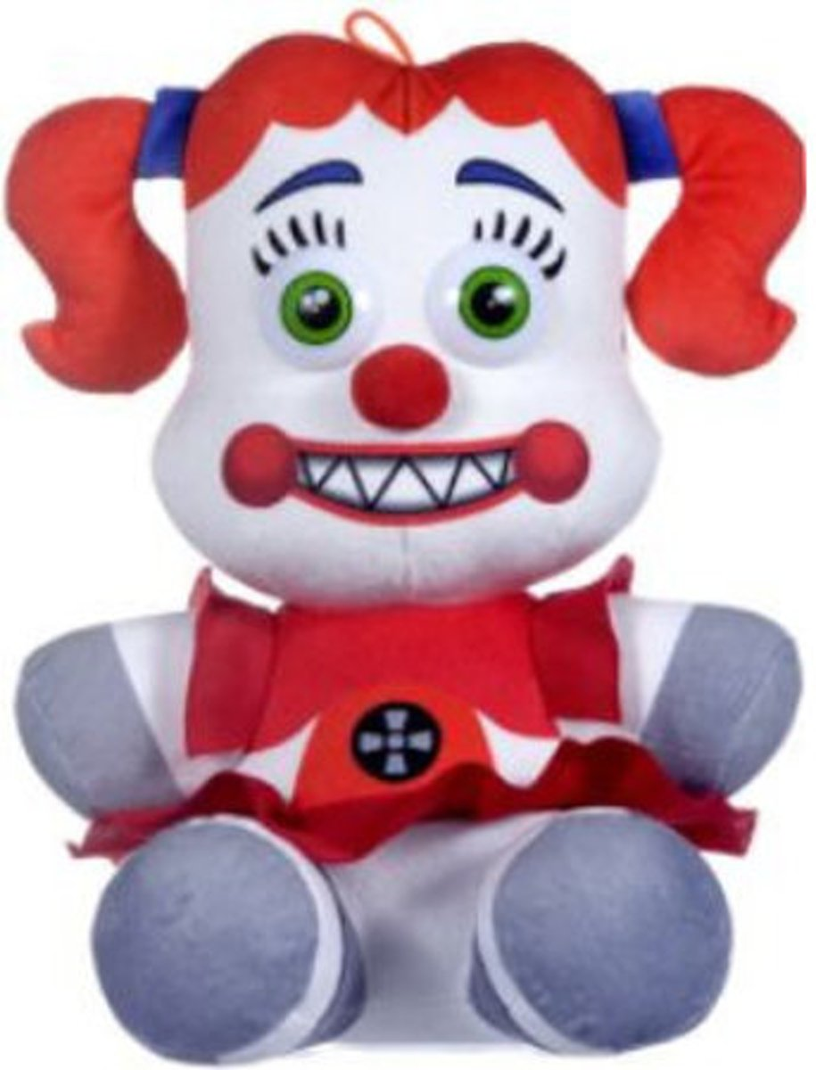 Pluche Five Nights at Freddy`s: Circus Baby 24 cm
