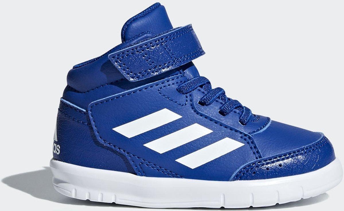 adidas Altasport Mid EL I Sneakers Kinderen Tech InkFtwr WhiteAsh Pearl S18