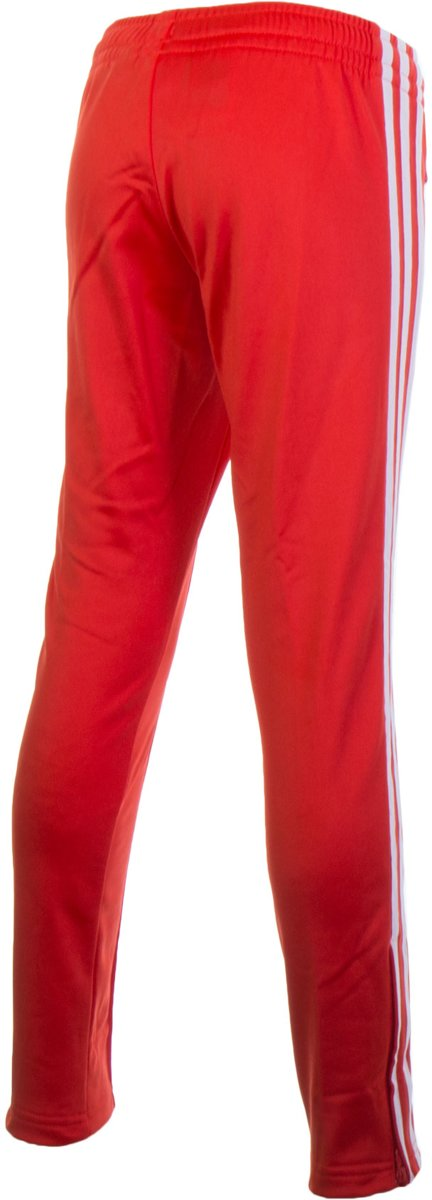 e1c0f3b34ec bol.com | adidas SST Sportbroek - Maat 158 - Unisex - rood/wit
