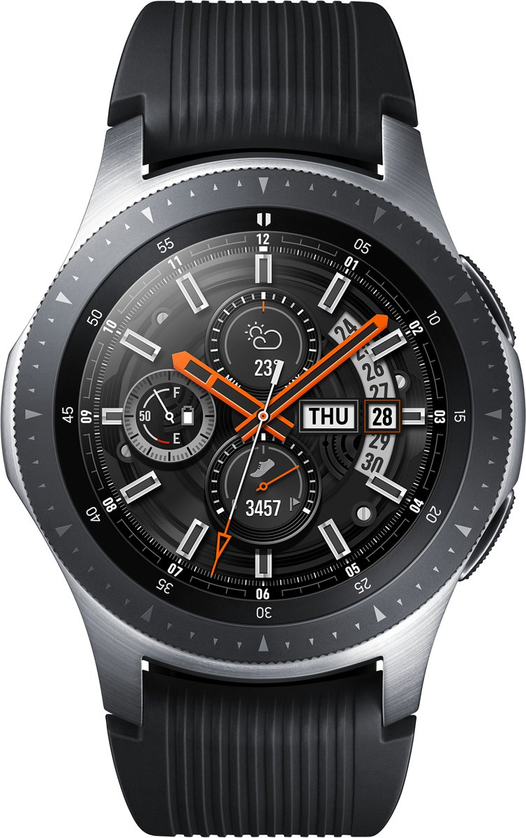 Samsung Galaxy Watch - 46mm - Silver kopen