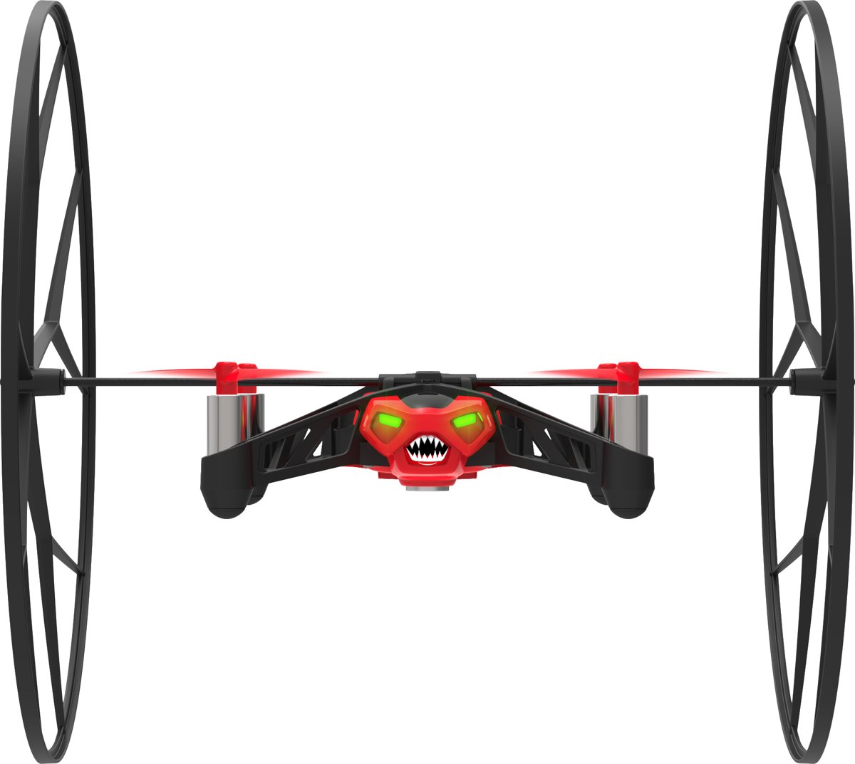 Parrot Minidrones Rolling Spider Drone Rood Hydrofoil Orak Speelgoed