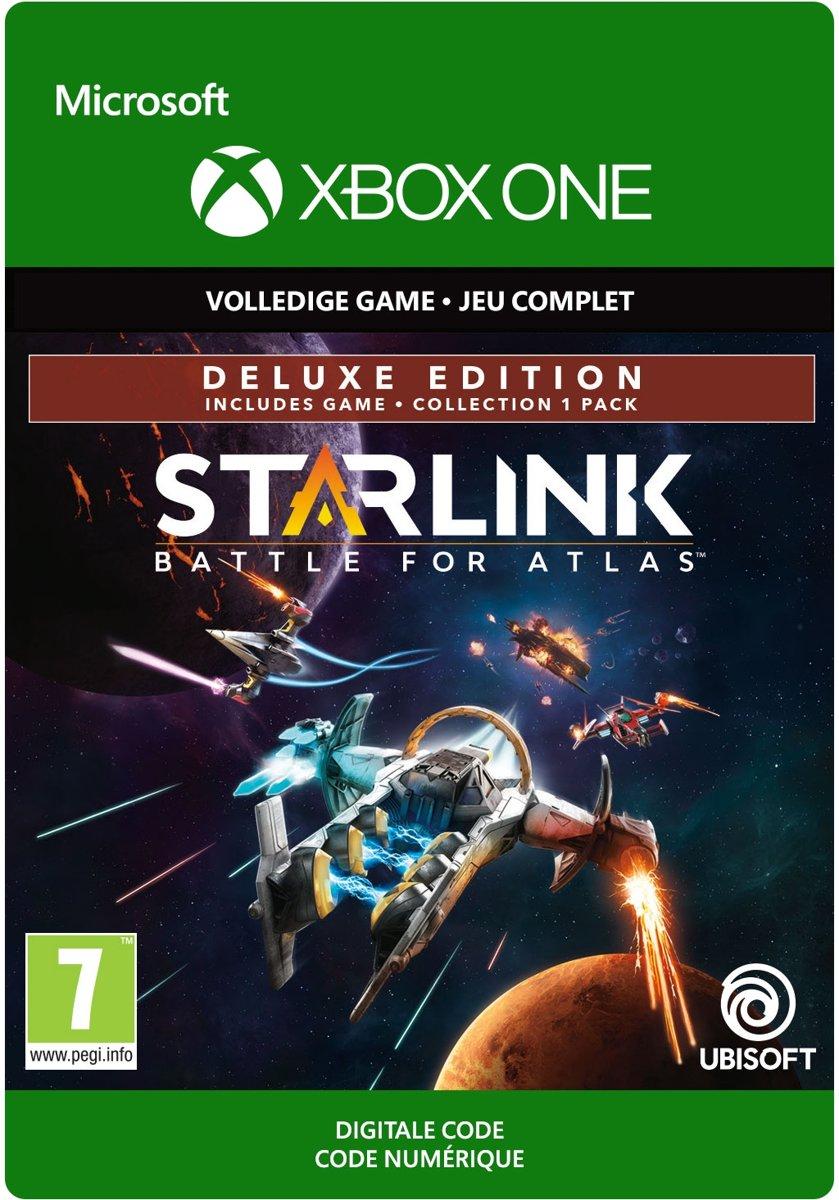 Starlink Battle for Atlas: Deluxe Edition - Xbox One kopen