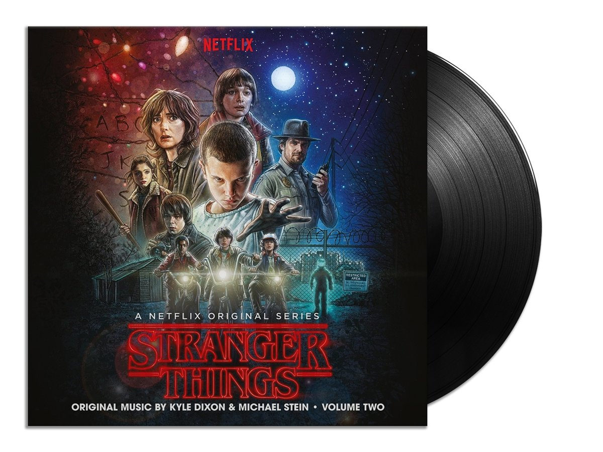Stranger Things Season 1 Vol. 2 (LP) kopen