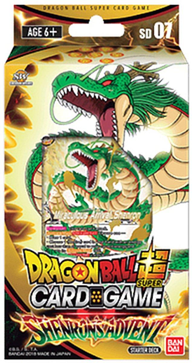 Dragon Ball Super TCG set 7 Shenron's Advant Starter Deck kopen