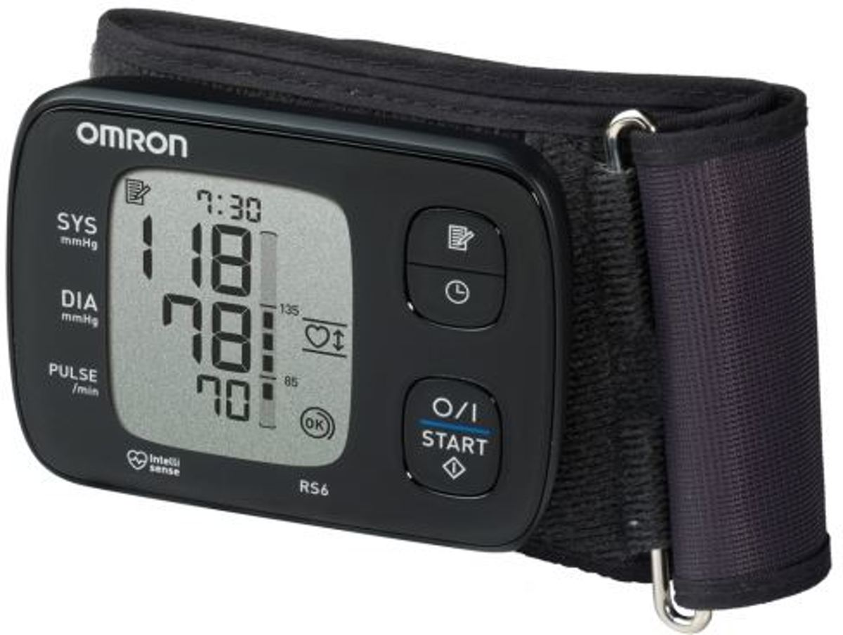 Omron Rs6 - Bloeddrukmeter