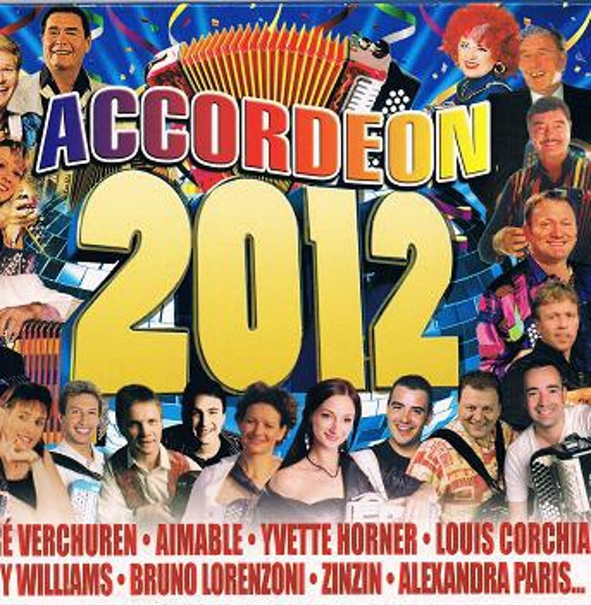 Accordeon 2012 kopen