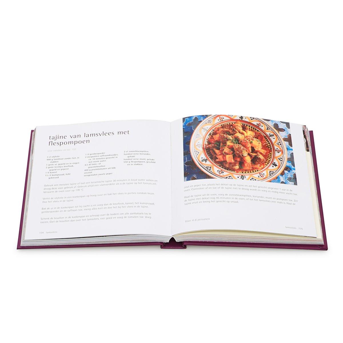 kookboek tajine recepten