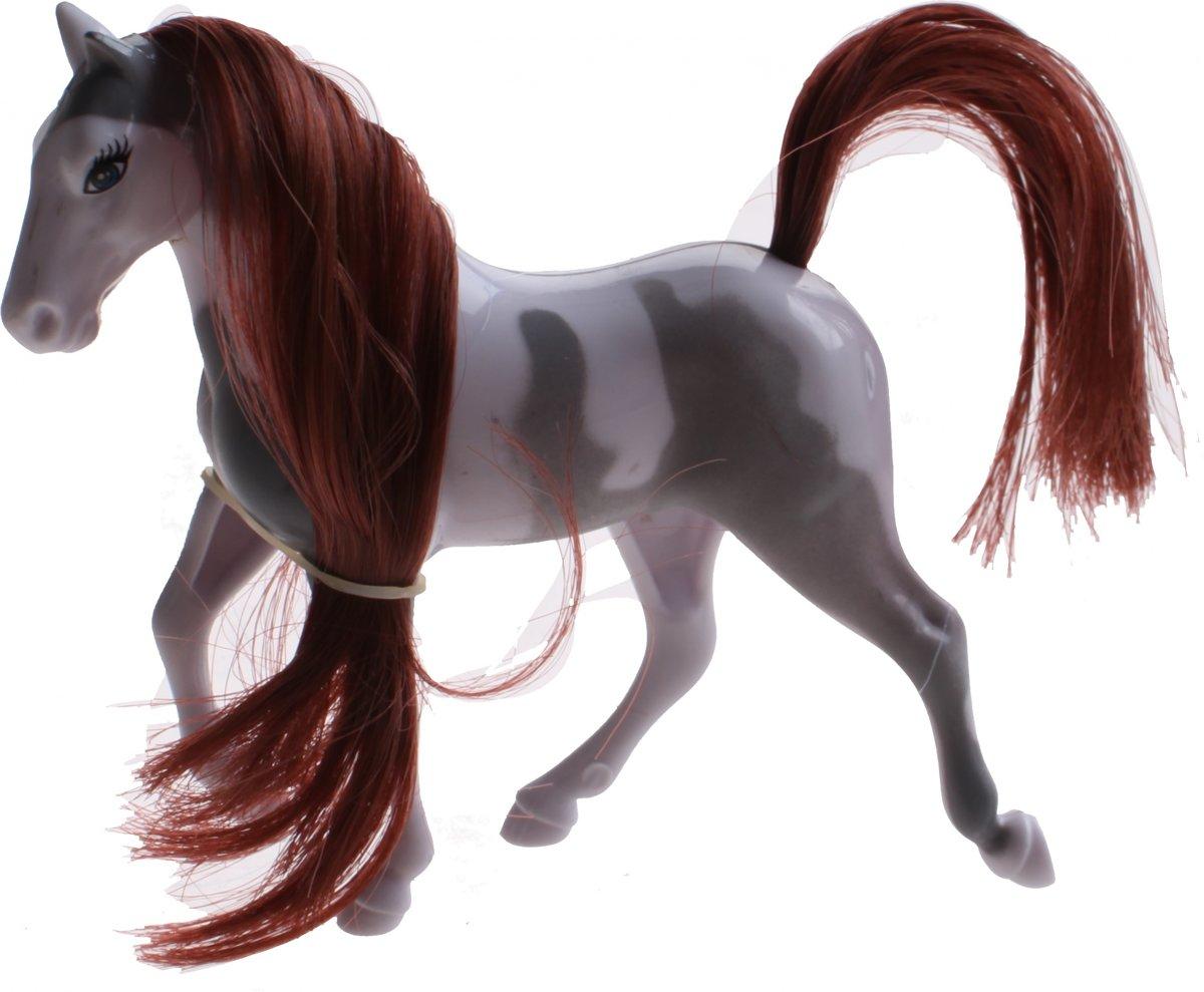 Toi-toys Kailey's Paard 9 Cm Wit/grijs/bruin kopen