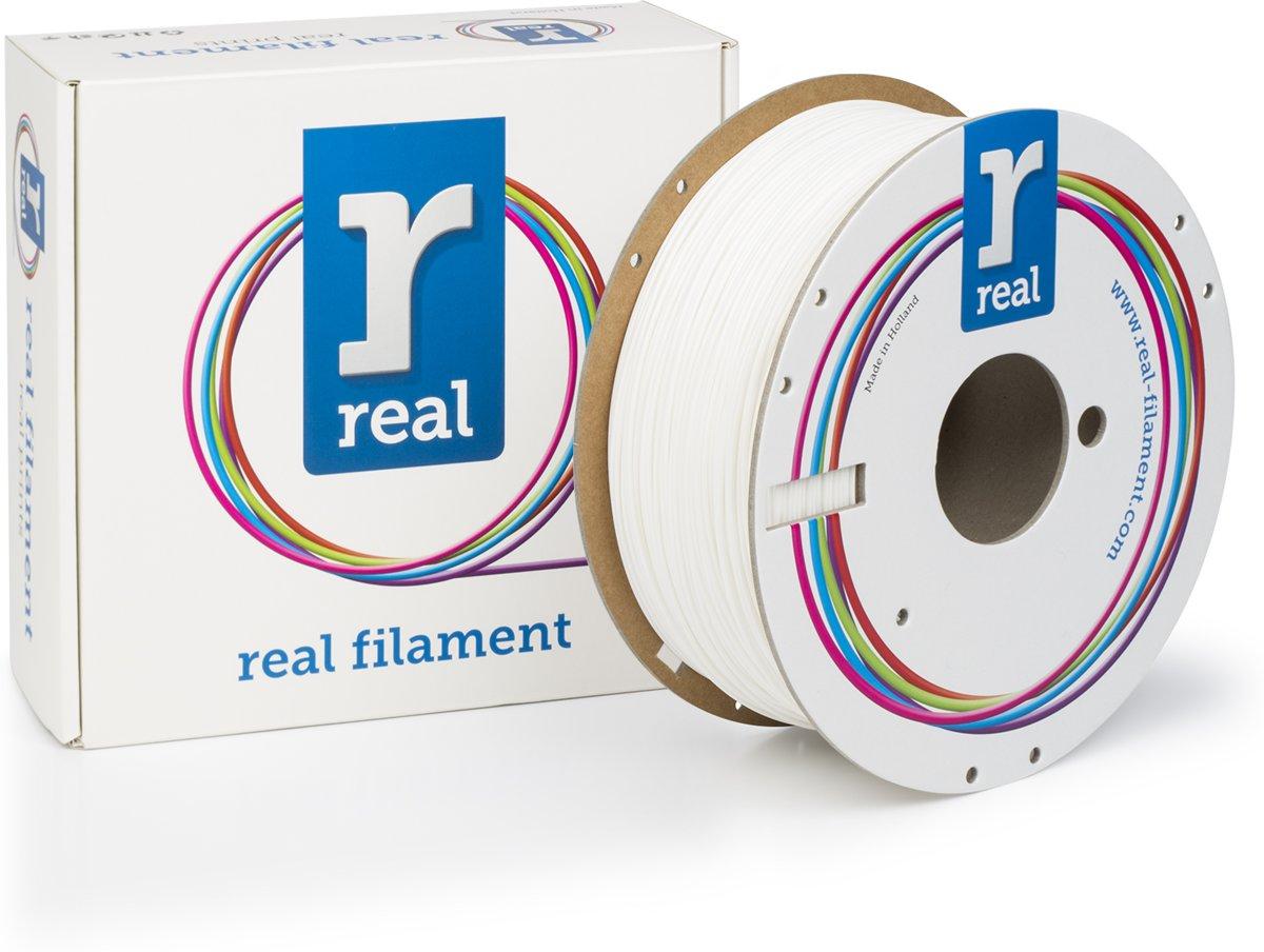 REAL Filament PLA wit 1.75mm (1kg) kopen