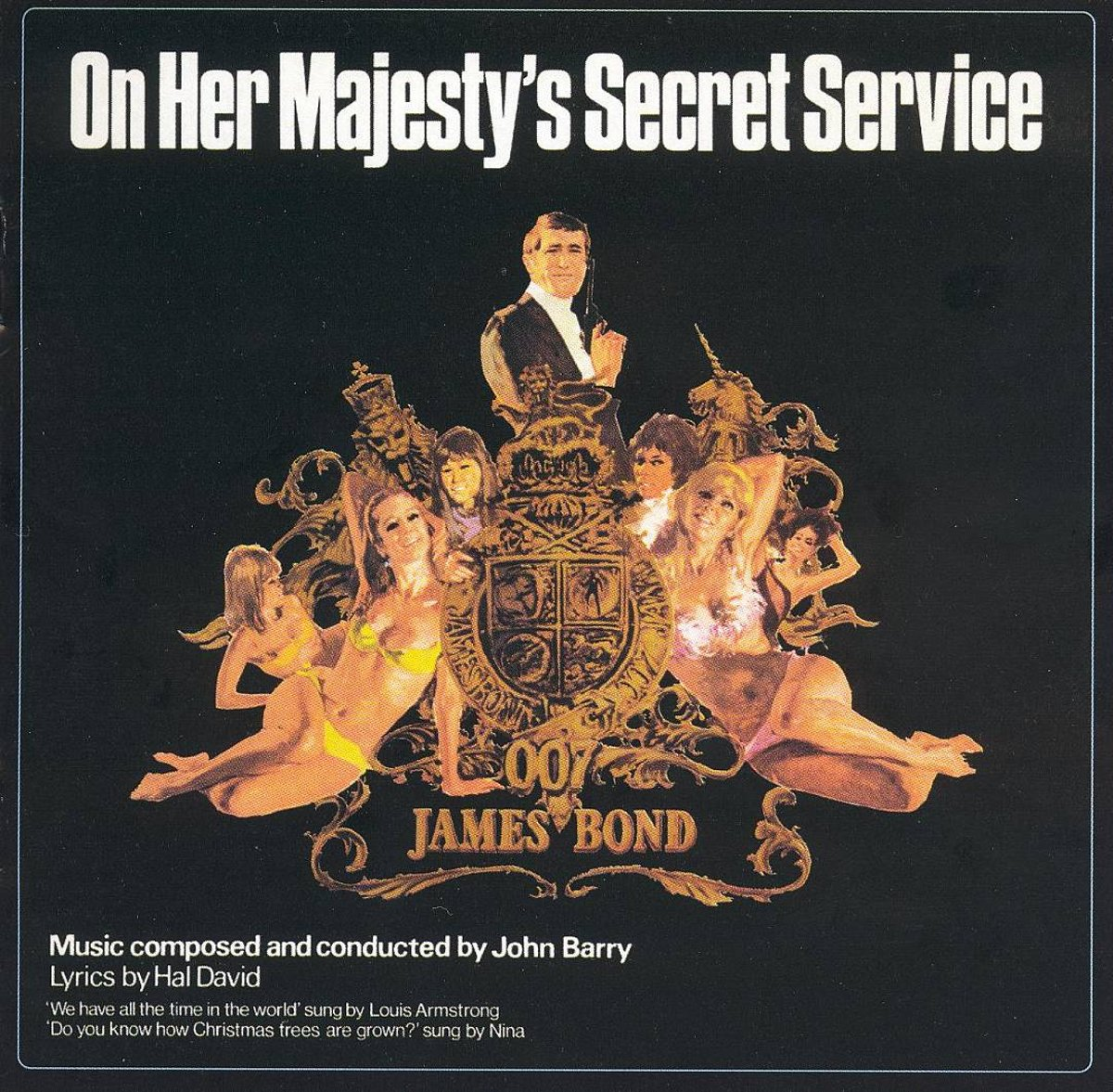 On Her Majesty S Secret Service kopen