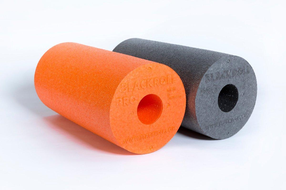 Blackroll massage roll PRO - 30 cm - Grijs kopen