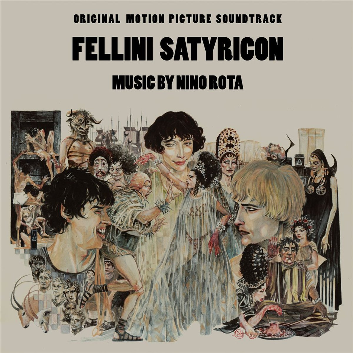 Fellini Styricon (O.S.T) kopen