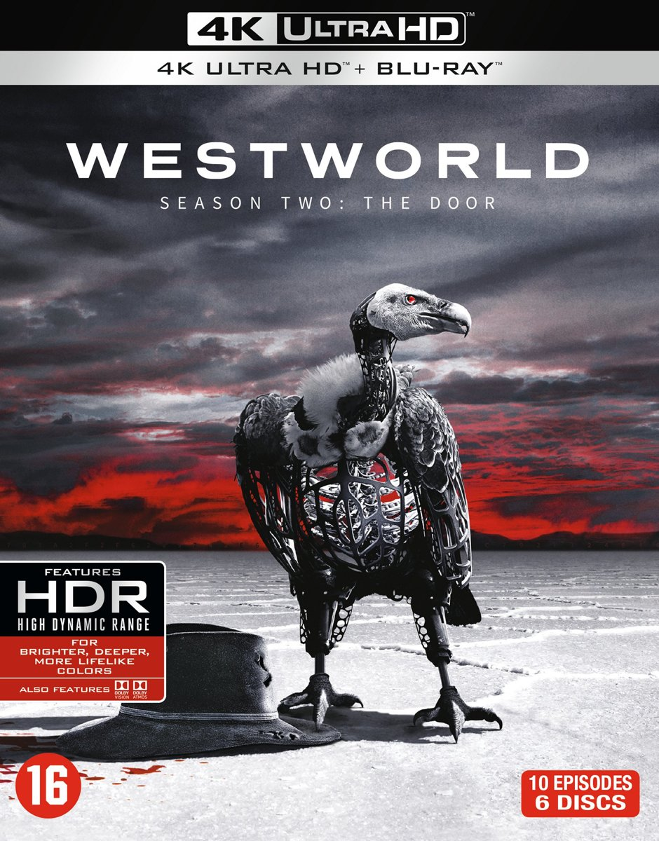 Westworld - Seizoen 2 (4K Ultra HD Blu-ray)-