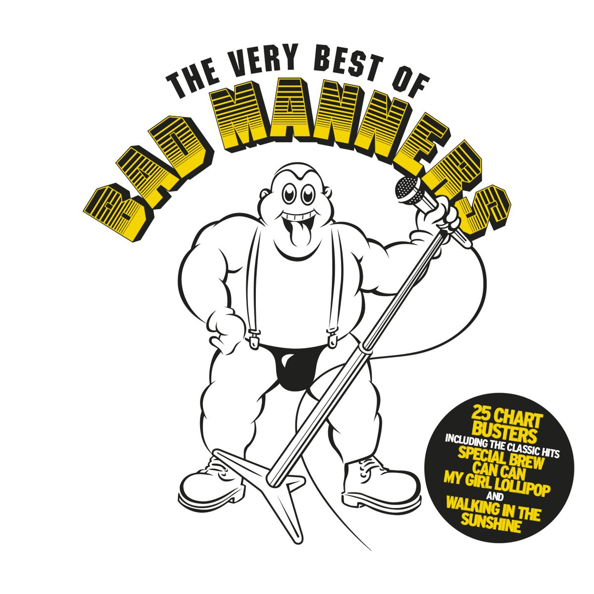 The Very Best of Bad Manners kopen