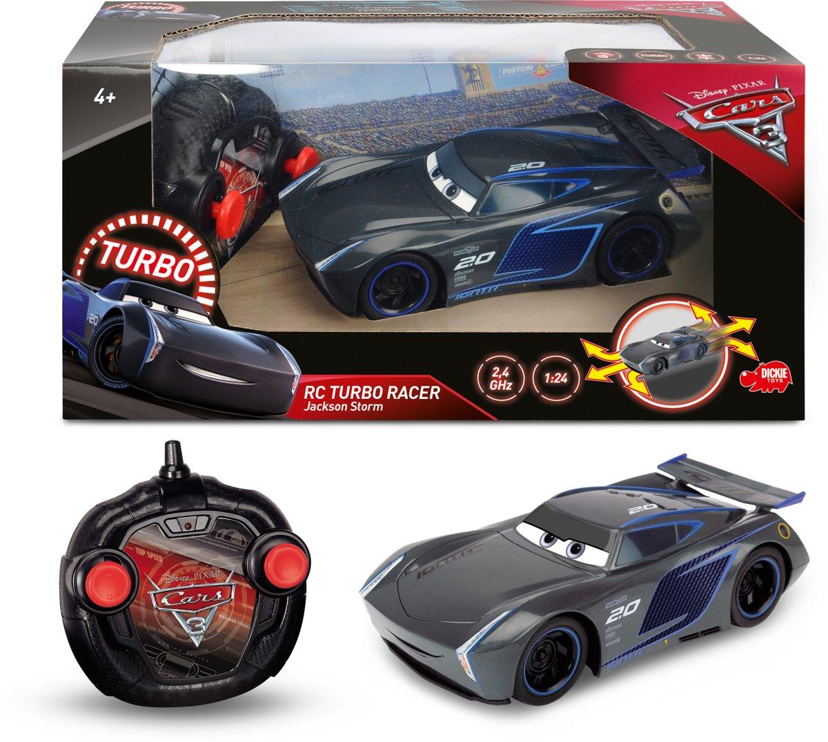 Cars 3 - RC Jackson Storm Turbo (17cm)