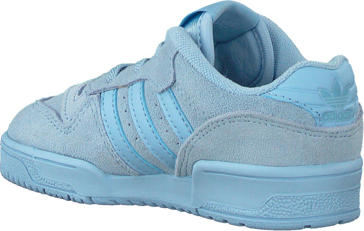 Adidas Jongens Sneakers Rivalry Low I Blauw Maat 22