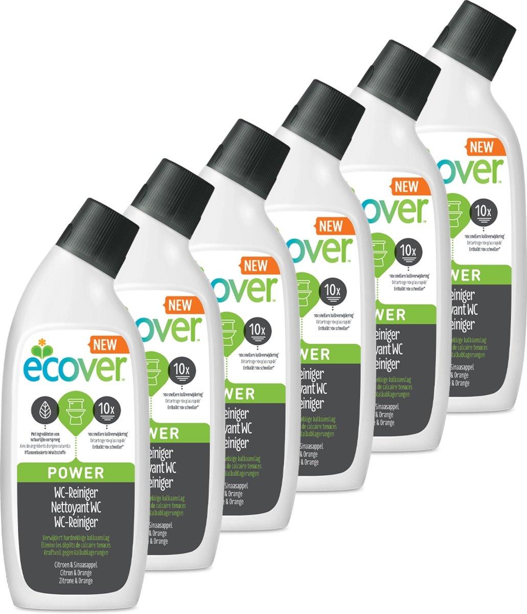 Ecover Wc Reiniger Citroen & Sinaasappel 750 ml kopen