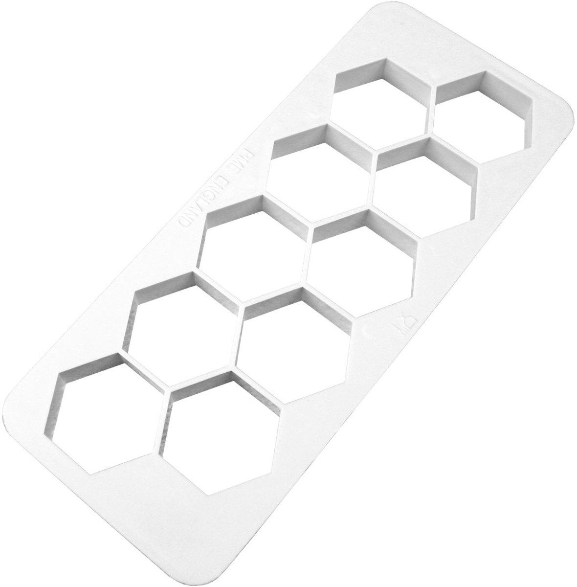PME Geometrische Multi-Uitsteker Zeshoek Klein kopen