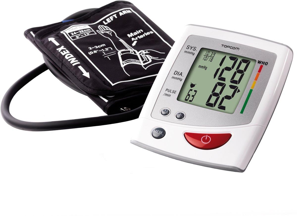 Topcom Blood pressure monitor BD-4601