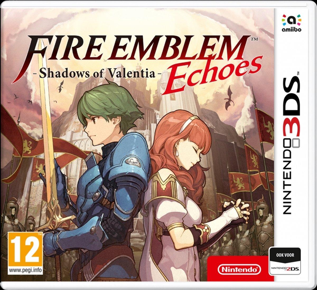 Fire Emblem Echoes: Shadows of Valentia /3DS kopen