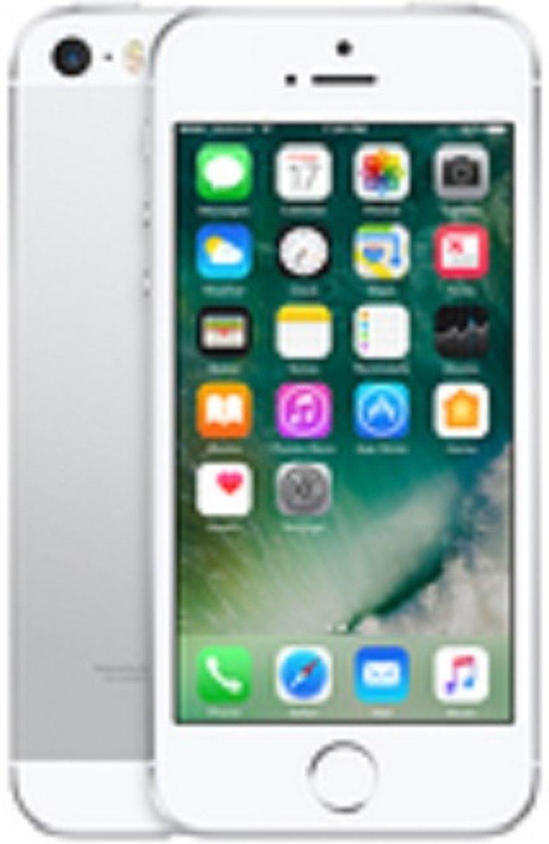 iPhone SE Refurbished | 16GB | Silver - Wit | Als Nieuw kopen