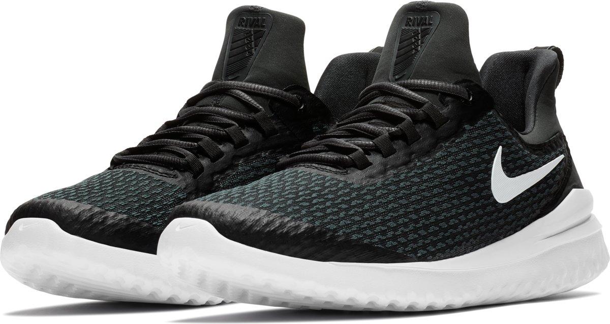 Nike Renew Rival Sportschoenen Heren BlackWhite Anthracite