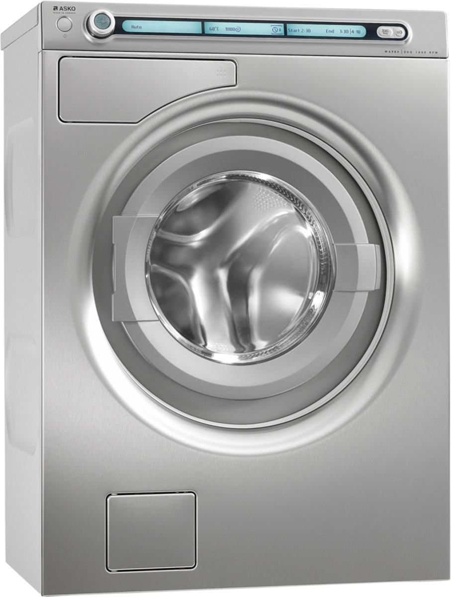Asko W6984RVS - Wasmachine