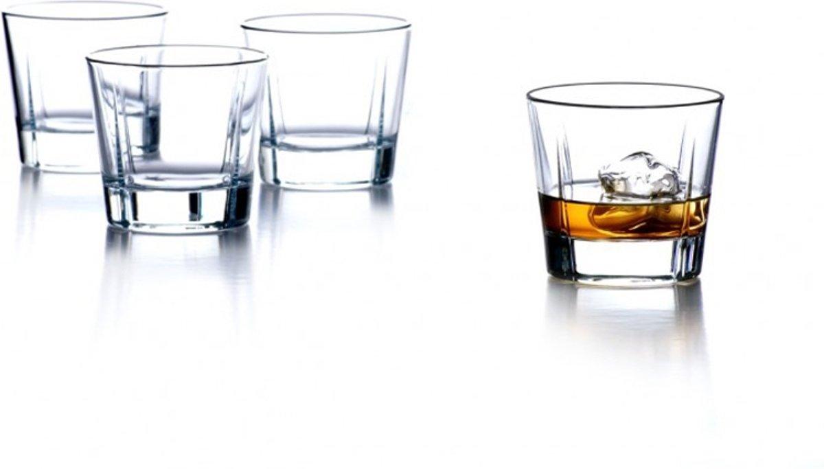 Rosendahl Grand Cru Whiskyglazen 27 cl, per 4 stuks - loodvrij glas kopen