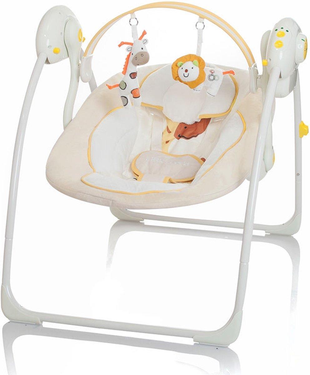 Baby Swing Little World Dreamday Cream kopen