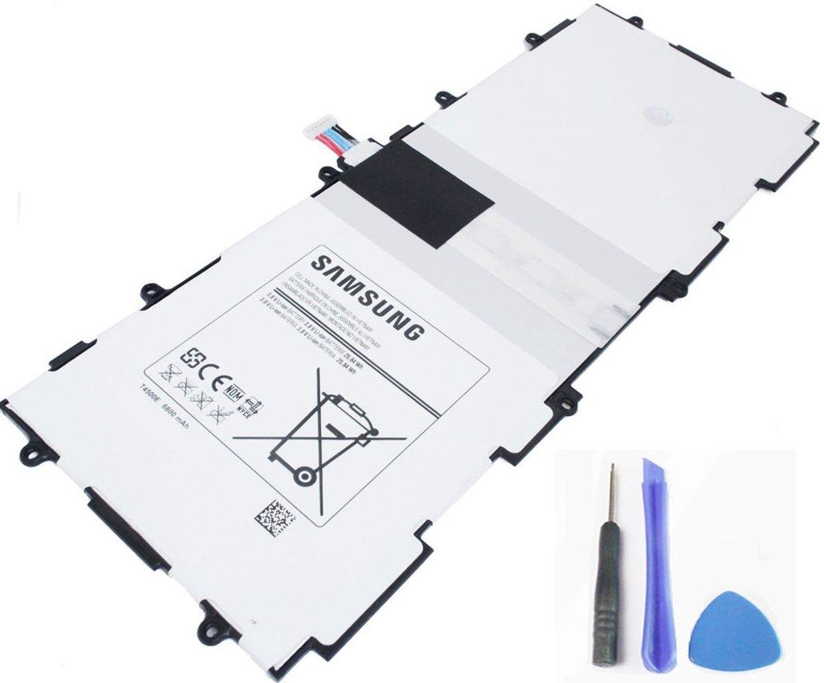 Accu / Batterij voor Samsung Galaxy Tab 3 10.1 P5220 - T4500E - 6800mAh - inclusief tools kopen