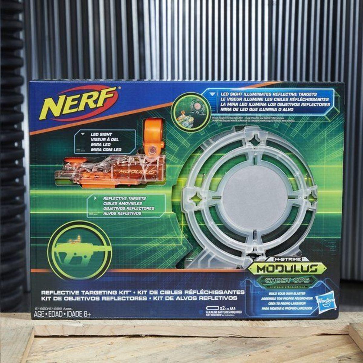 N-strike Modulus Reflective Targeting Kit Nerf