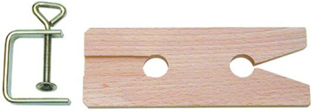 Skandia Figuurzaagplank + Klem 50 mm kopen