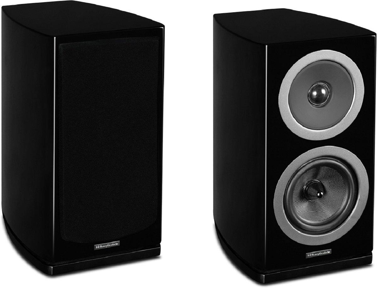 Wharfedale REVA 1 Speakerset - Zwart kopen