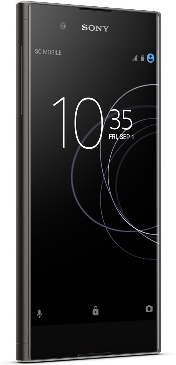 Sony Xperia XA1 Plus - 32GB - Zwart kopen