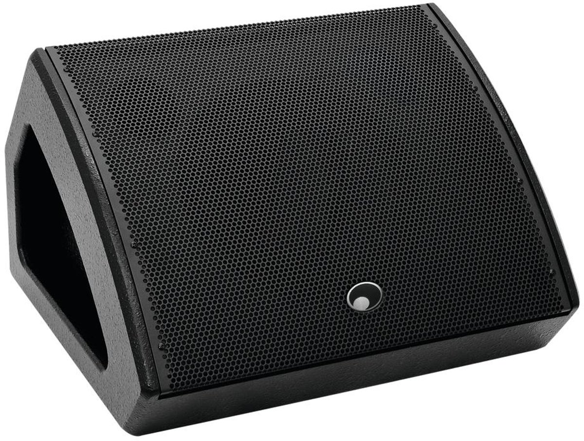 OMNITRONIC KM-110A Active Stage Monitor, coaxial kopen