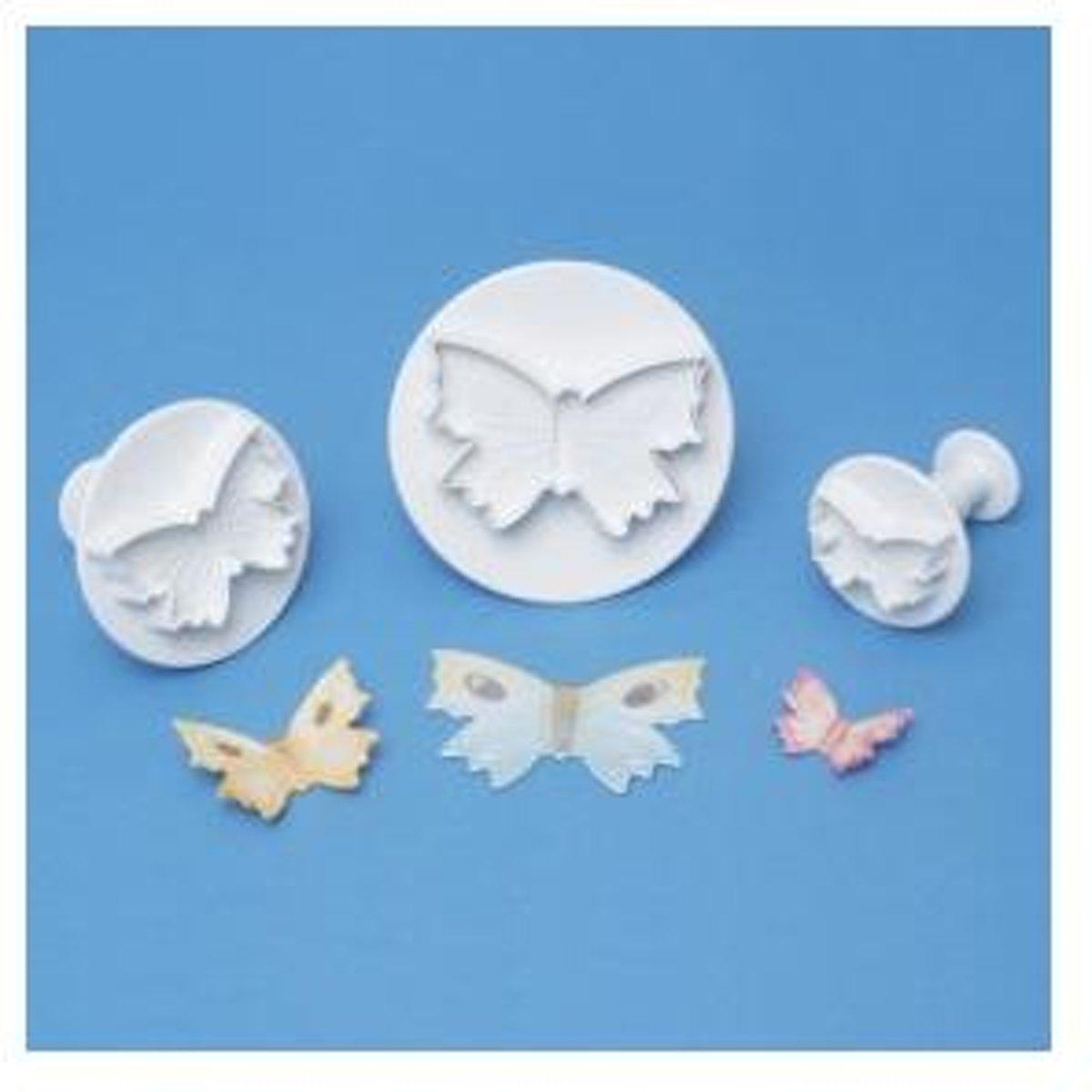 Plunger cutter - vlinder - small - PME Arts&Crafts kopen