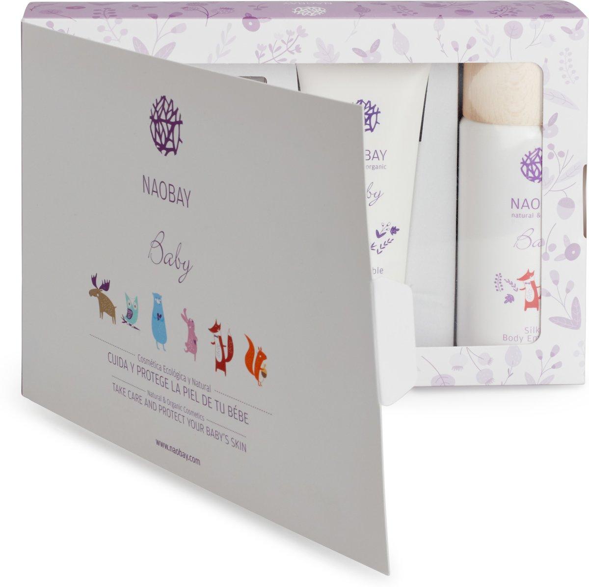 Baby geschenkset - Verwenpakket - Biologisch