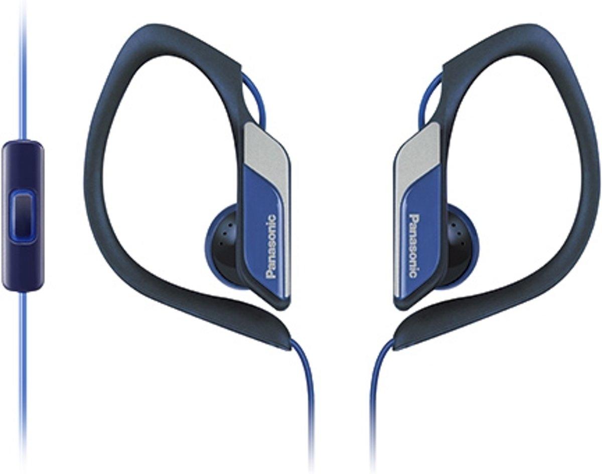 Panasonic RP-HS34ME mobiele hoofdtelefoon Stereofonisch In-ear Blauw Bedraad kopen