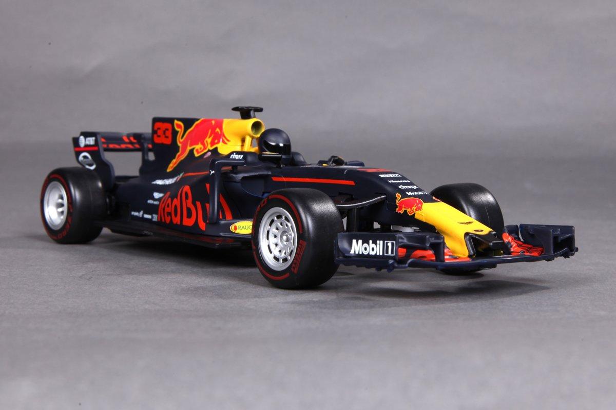 Bol Com Bestuurbare Auto Max Verstappen Formule 1 De Tombe