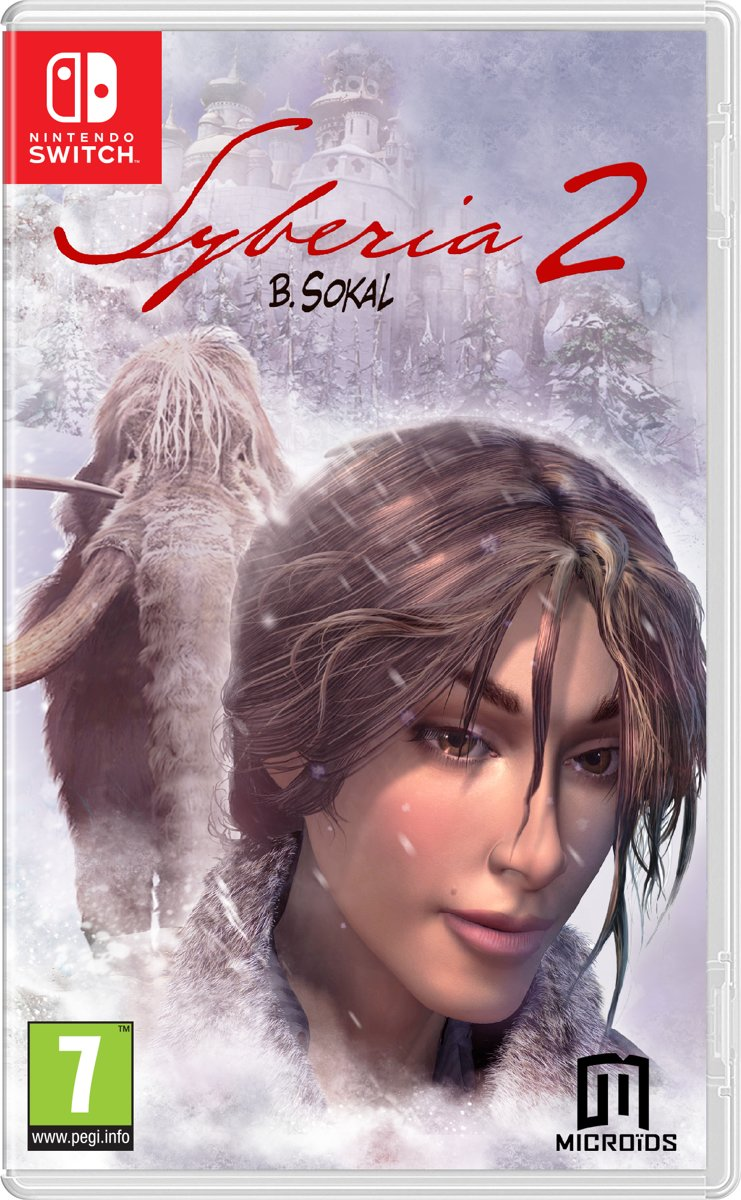 Syberia 2 Switch