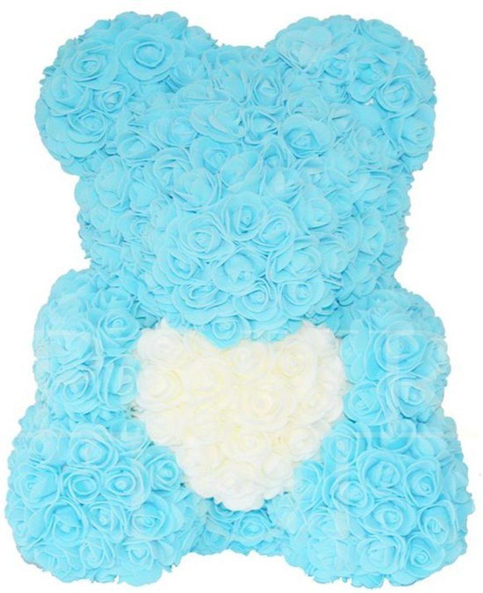 Pour Toi Teddy Medium Blauw