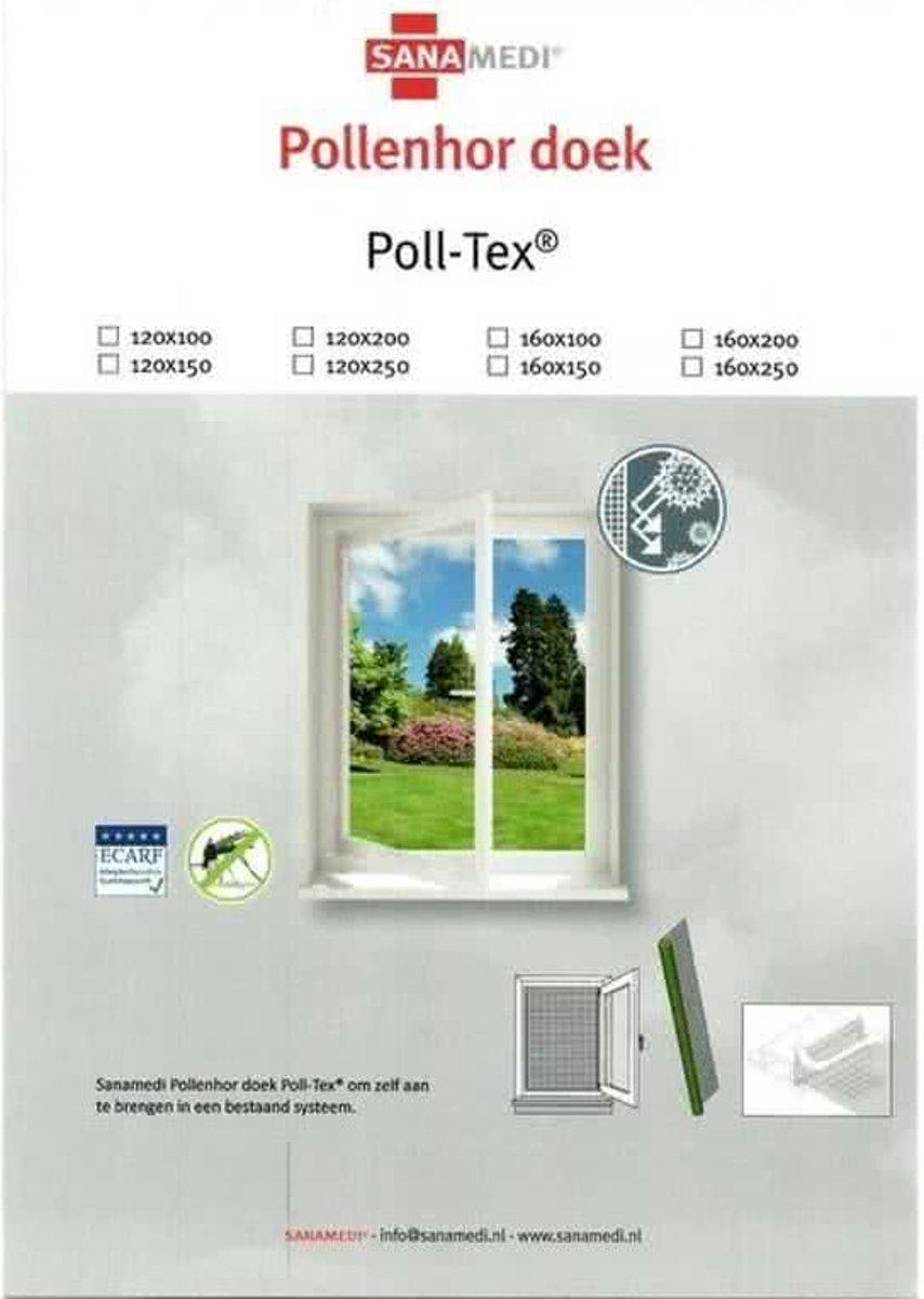 Pollenhor los doek Poll-Tex 160x100cm. kopen