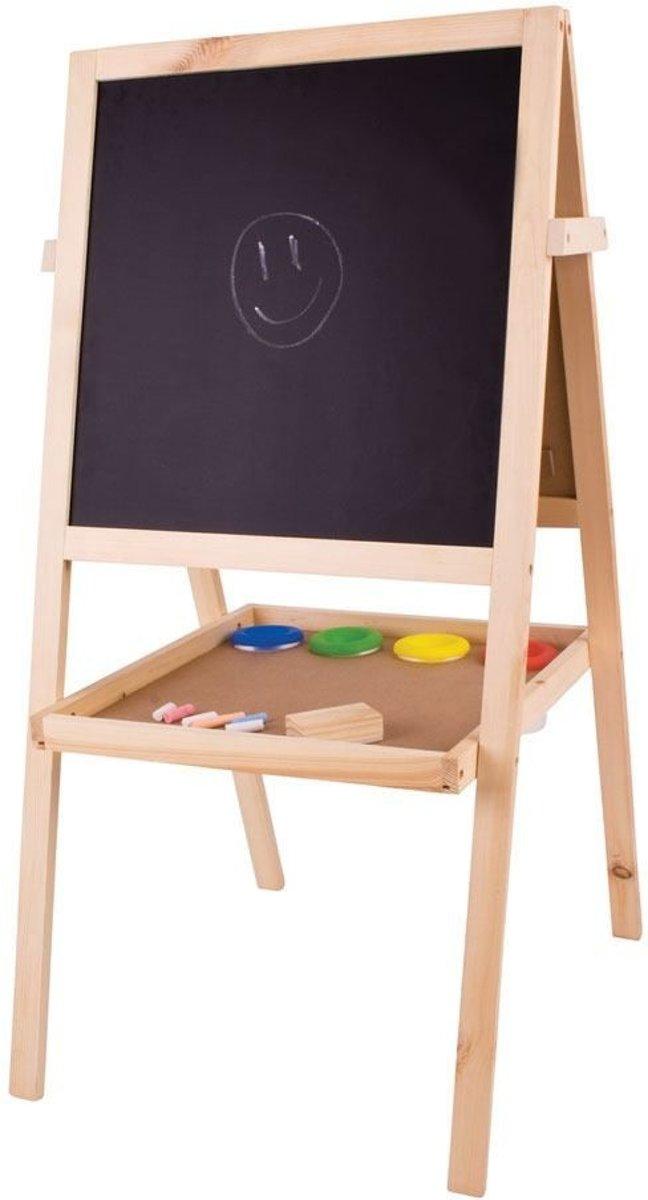 Bigjigs Toys schoolbord/magnetisch tekenbord BJ420 kopen