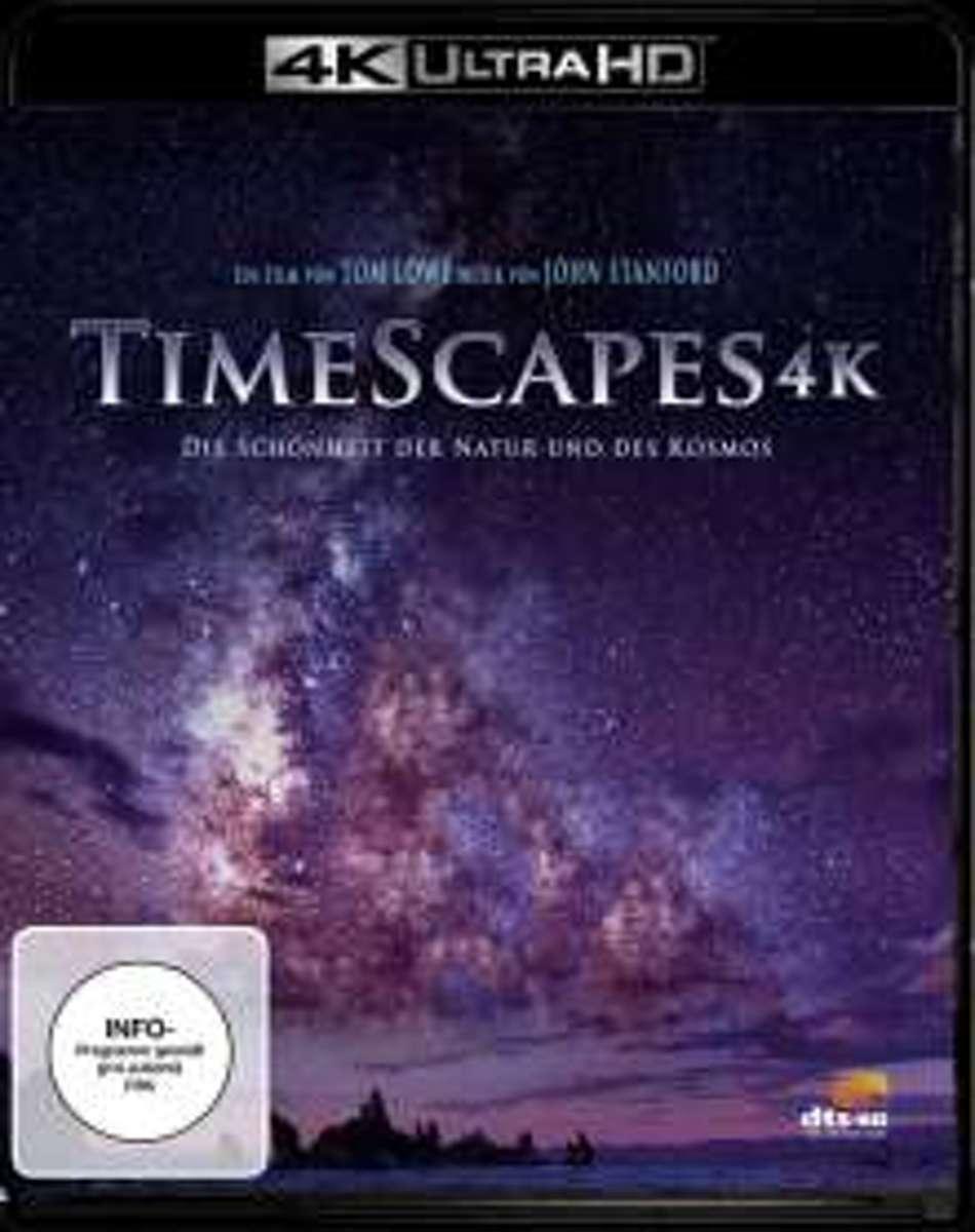 TimeScapes (4K UHD)-