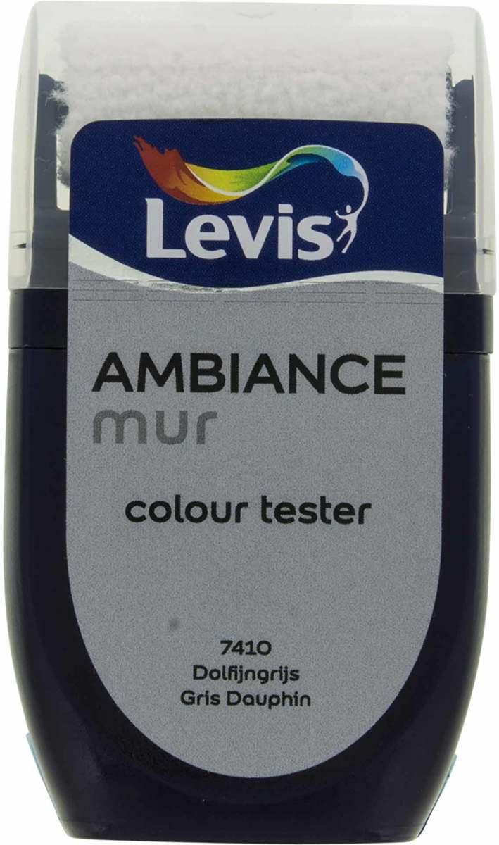Levis Ambiance Mur Mat Tester 7410 30ML